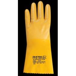Nitril-Handschuhe Gr. 10/XL gelb_1290