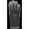 Schutzhandschuhe nahtlos 7/M schwarz_1320