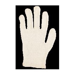 Schutzhandschuhe rohweisses Baumwollt Gr. 8_1327