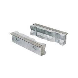 Schraubstockbacken Alu flach 150 mit Magnet_1408
