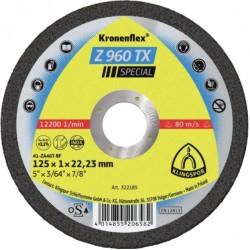 Trennscheibe Z960TX special 125x1_2383