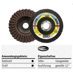 Schleifmopteller SMT 800 125 coarse  braun_2455