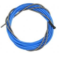 Teflonseele  -1,0 4m blau_2481