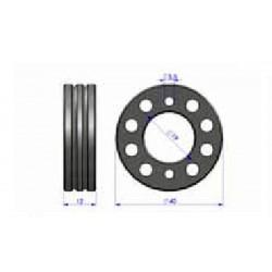Drahtantriebsrolle Stahl 1,2 HD_3387