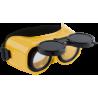 Schweissbrille staubdicht -Stufe 5_3392