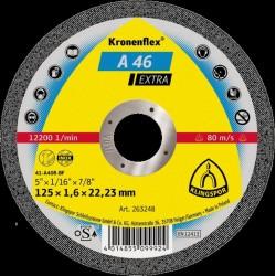 A 46 EX Trennscheiben 125 x 1,6 x 22,23 mm_815